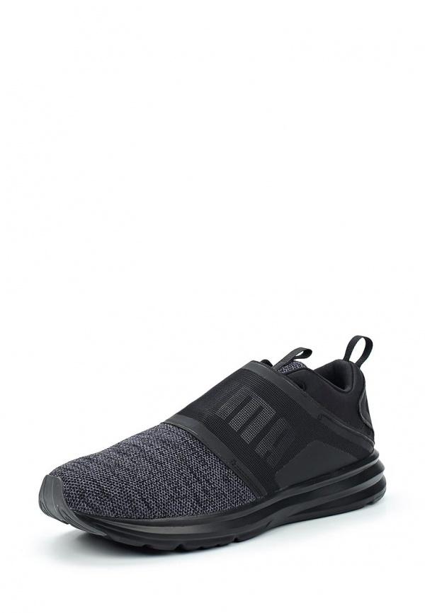 Кроссовки Puma Enzo Strap Knit Кроссовки Puma. Цвет: черный. Материал: искусственный материал