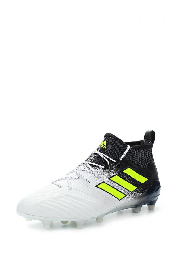 aa3a020d76bc Купить мужские Бутсы adidas Performance ACE 17.1 FG дешево - Wiki ...