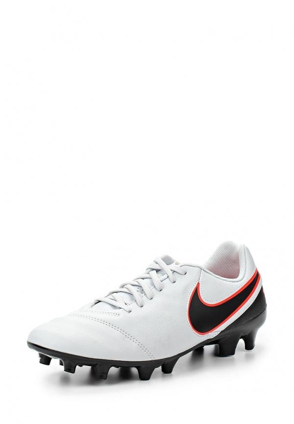 4554ad16 Купить мужские Бутсы Nike TIEMPO GENIO II LEATHER FG дешево - Wiki ...
